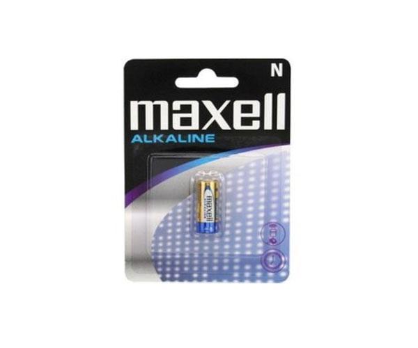 Pila Alkalina Maxell LR1 N  - 1.5v -  LR01-B1 - N