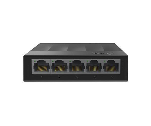 TP-Link switch 5p Gigabit 10-100-1000 carcasa plástico LS1005G