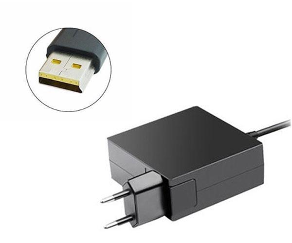 CARGADOR PORTATIL LENOVO 20V 3.25A USB 65W - YOGA 3 - YOGA 4 - YOGA 700 - YOGA 900