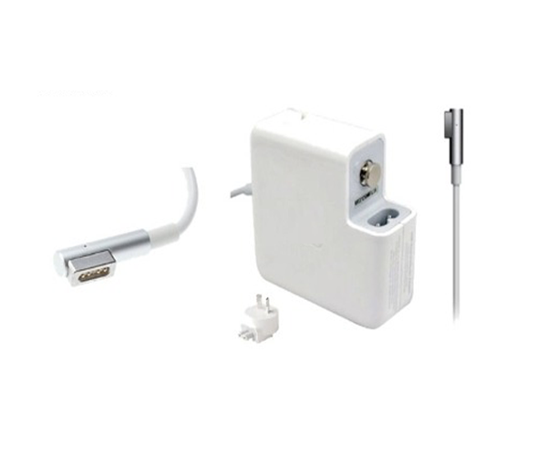 Cargador portatil Apple magsafe 1 45w 14.85v 3.05a - 14.5v 3.1a  pin magnetico