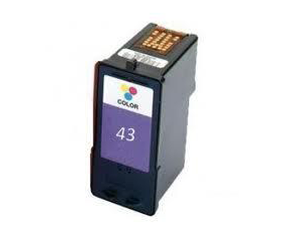 INKJET COMP. LEXMARK N43XL / N41 COLOR