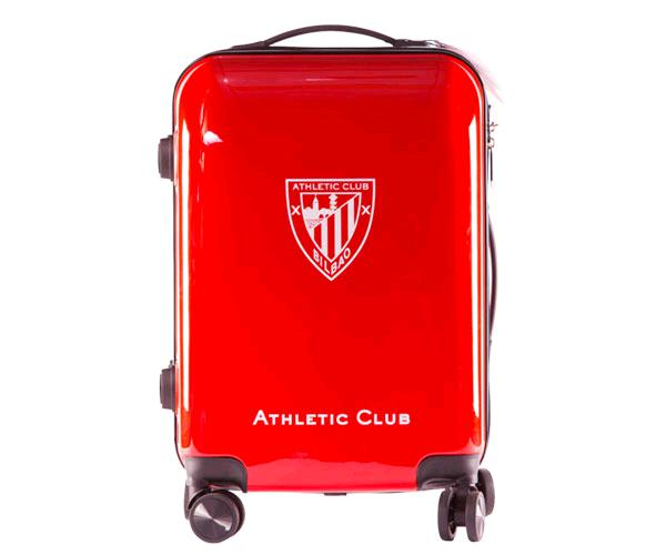 Maleta de viaje Escudo Athletic Club de Bilbao con licencia