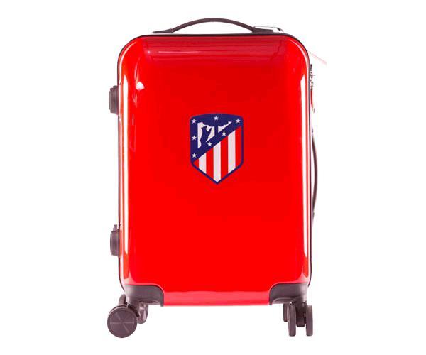 Maleta de viaje Escudo Atletico de Madrid con licencia