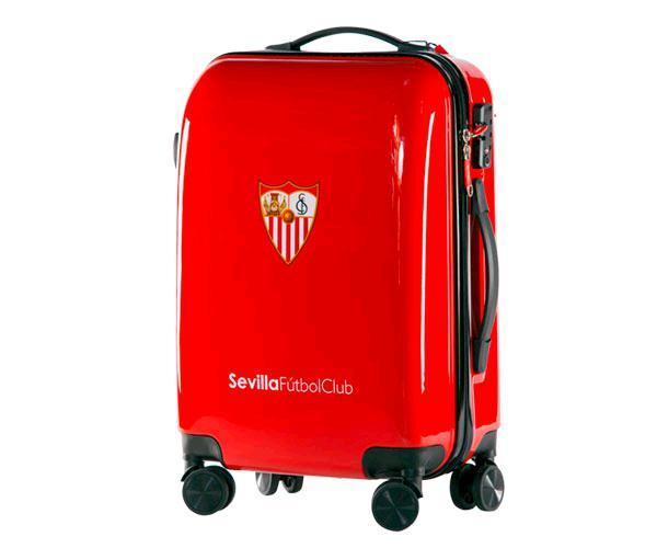 Maleta de viaje Escudo Sevilla FC con licencia