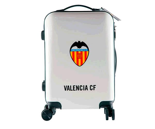 Maleta de viaje Escudo Valencia CF con licencia