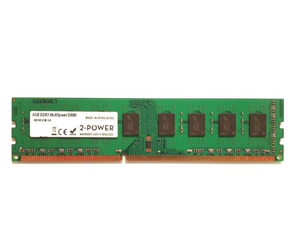 Memoria ram 2power DIMM DDR3 4Gb 1600mhz - cl11 - Bulk