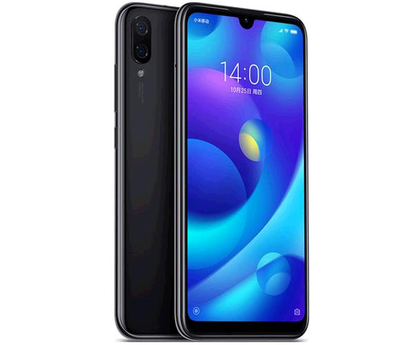 "Smartphone Xiaomi Mi Play neptune blue 5.84"" - Octacore P35 2.3ghz - 4Gb - 64Gb - 8-12-2mpx"
