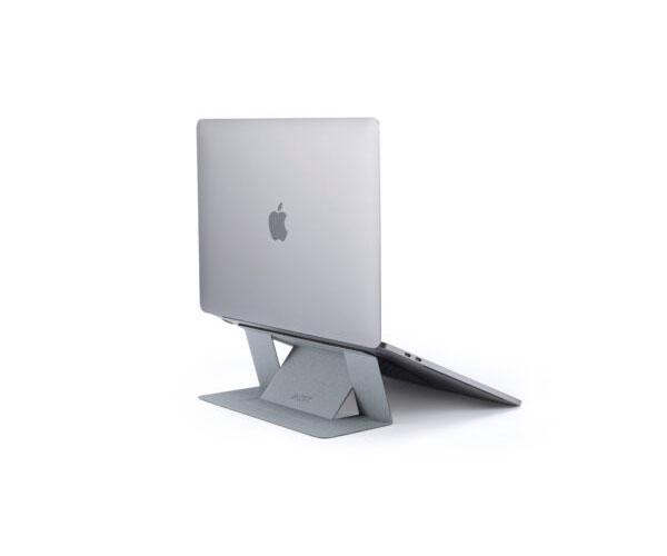 "Soporte stand universal MOFT para portátil 15.6"" con ventonsas"