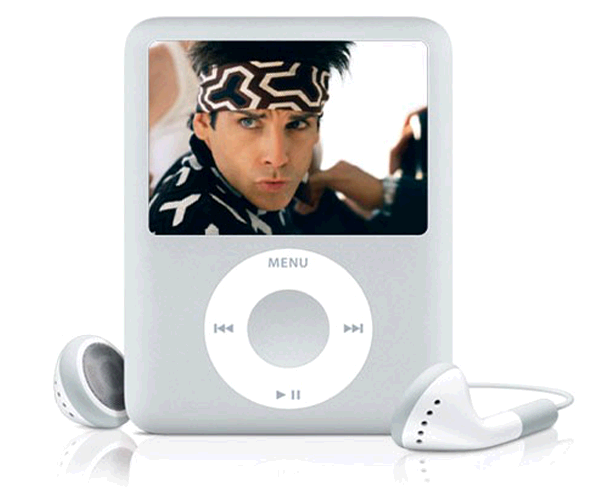 Mp4 holiday con display plata  mp3/FM