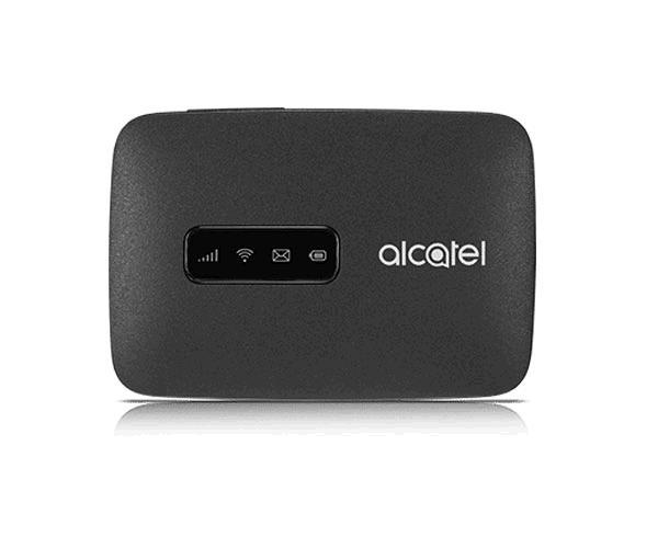Router Wifi 4G portatil Alcatel Mw40v Link Zone - Bateria 1800Mah - Mw40v-2aalib1