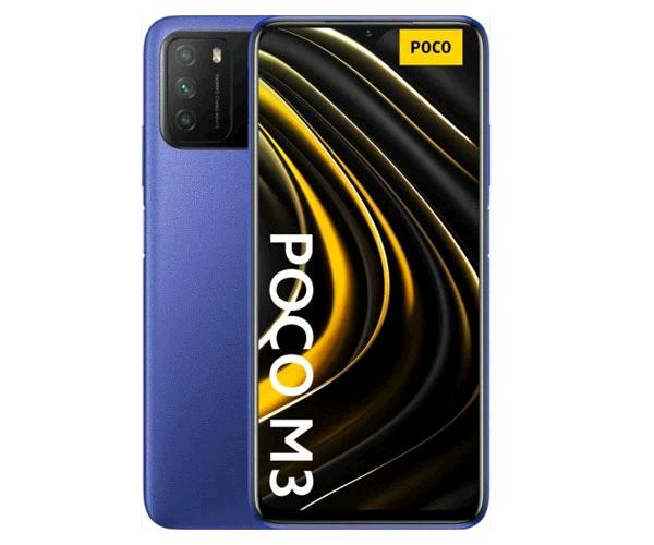 Smartphone Xiaomi Poco M3 Cool Blue - 6.53 Pulg. Fhd+ - Octacore Snapdragon 662 - 4Gb - 128Gb - 48+8+2+8mp