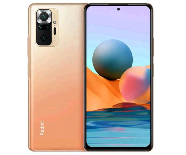 """Smartphone movil  Xiaomi Redmi Note 10 Pro Bronce 6.67"""" 120Hz - HDR10 - Octacore Snapdragon 732g - 6Gb - 128Gb - 108-8-5-2-16 mpx"""
