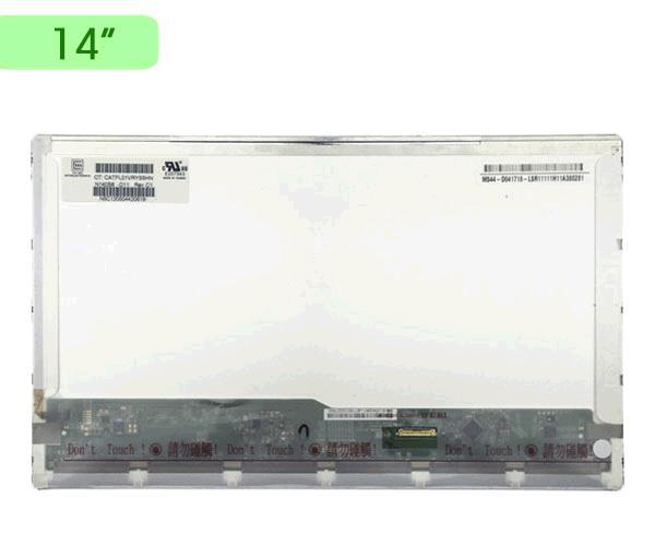 Pantalla portatil 14 LED - 30 pin - 1366x768