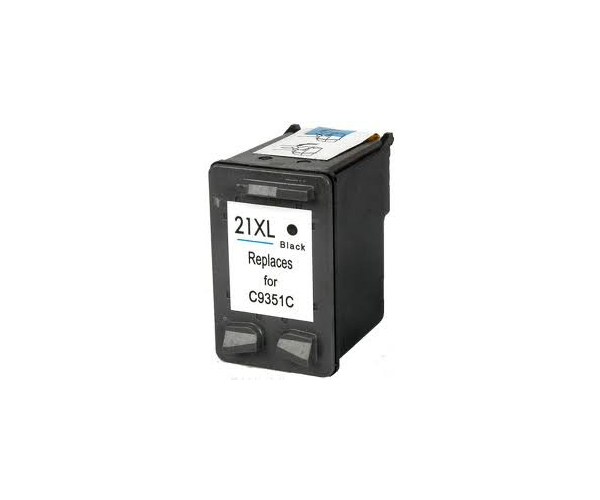 INKJET ALTERNATIVO HP N21XL NEGRO