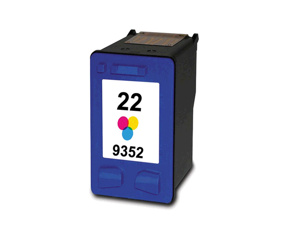 INKJET ALTERNATIVO HP N22 XL COLOR C9352A