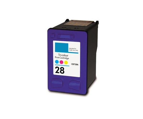 INKJET ALTERNATIVO HP N28 COLOR  C8728A