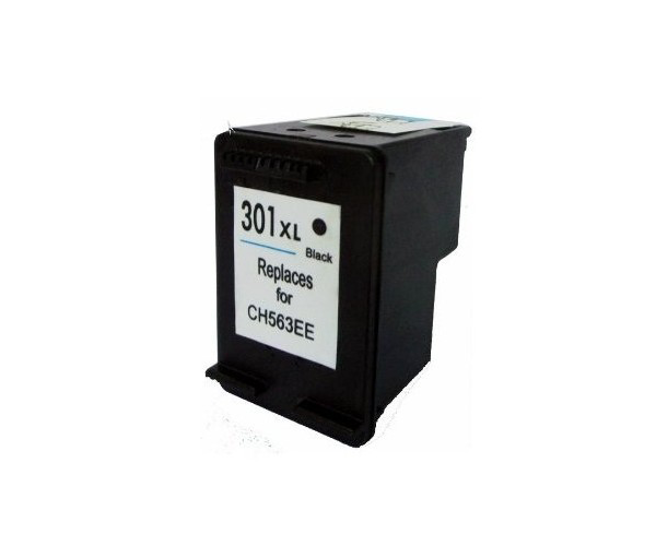 INKJET ALTERNATIVO HP N301 XL NEGRO V.3 / 20ML / REMANUFACTURADO (MARCA EL NIVEL DE TINTA)