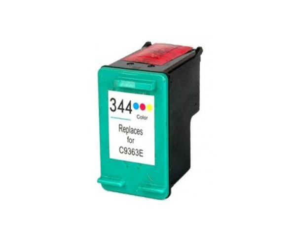 INKJET ALTERNATIVO HP N344 COLOR 18ml C9363E