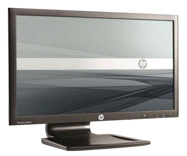 Monitor Ocasión LED Hp 23 pulgadas  la2306x  DVI - VGA - DisplayPort - full hd - con cables