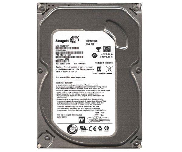 Disco duro Ocasión 3.5 sata 600Gb