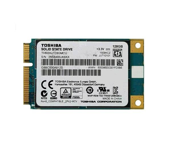 Disco duro Ocasión Msata 128Gb SSD Toshiba