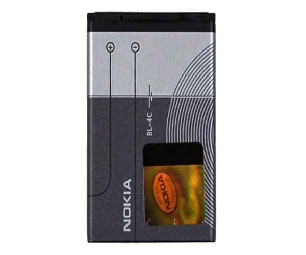 BATERIA MOVIL NOKIA BL-4C  5100 -6100- 6300- 6600- 7270- 7610