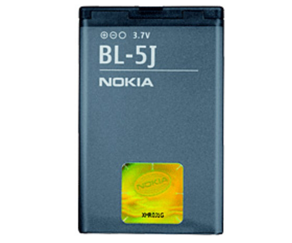 Bateria movil Nokia bl-5j n900- x6 -5230- 5800 -lumia 520