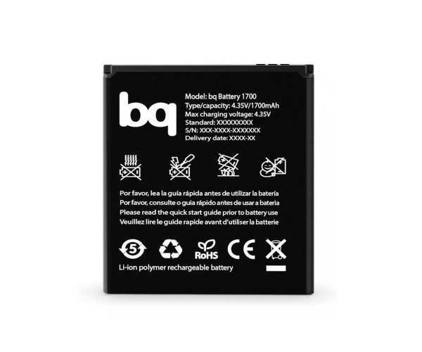 Bateria movil bq aquaris e4