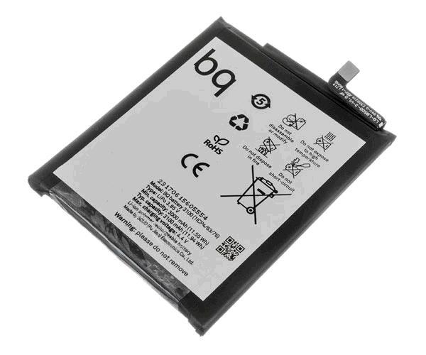 Bateria movil bq aquaris x - x pro