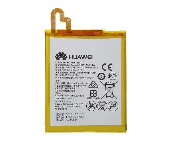 Bateria movil Huawei g8 - g8x - g7 plus - honor 5x - hb396481ebc