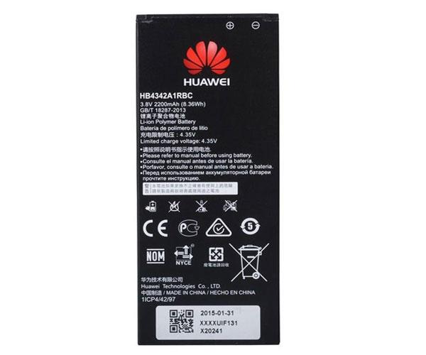 Bateria movil Huawei y6 - y5ii - honor 4a - y6 compact ii