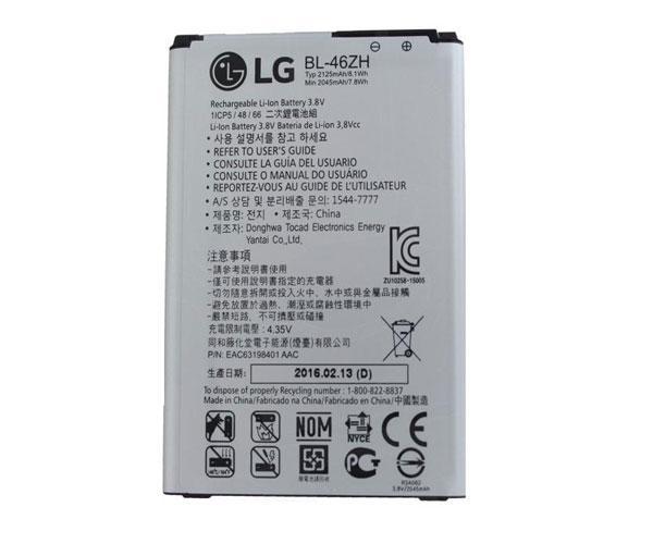 Bateria movil lg k7 - k8 -  bl-46zh