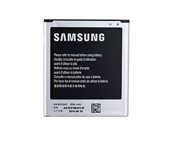 BATERIA MOVIL SAMSUNG GALAXY GRAND 2 - GRAND 2 DUOS - G7102 - G7106 - EB-B220AC