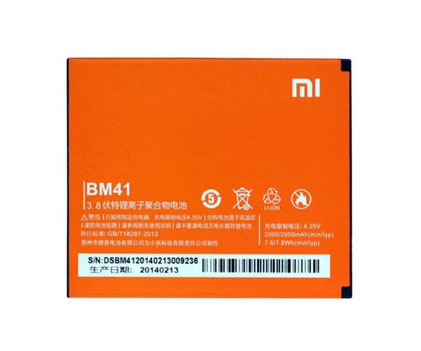 Bateria movil Xiaomi red rice - Redmi- 1s - bm41