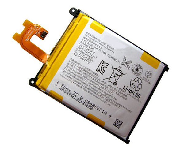 Bateria movil Sony z2 - lis1543erpc