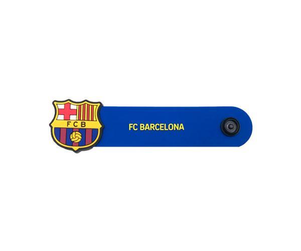 Organizador de cables Escudo FC Barcelona con licencia