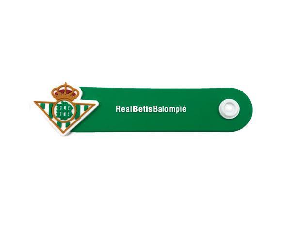 Organizador de cables Escudo Real Betis con licencia