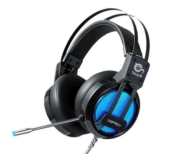 Auriculares gaming Talius osprey 7.1 USB con Microfono