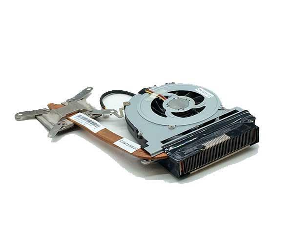 Ventilador + Disipador Ocasión Fujitsu Lifebook S710 CP473755-01 CP473757-01