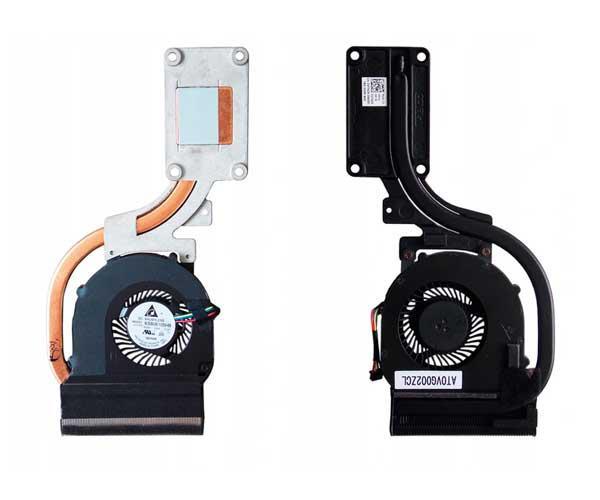 Ventilador + Disipador Ocasión Dell Latitude E6440
