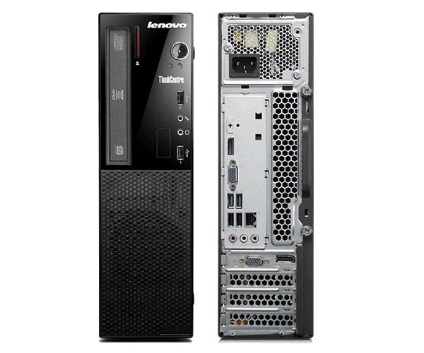 Pc sff Lenovo E73 Ocasión - i5-4th - 8Gb - 240ssd- lector -coa