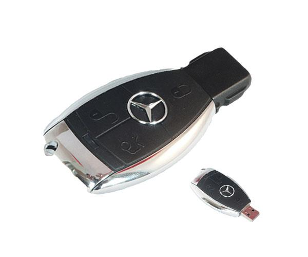 PENDRIVE ANIMADO USB 2.0 32GB - LLAVE COCHE MERCEDES