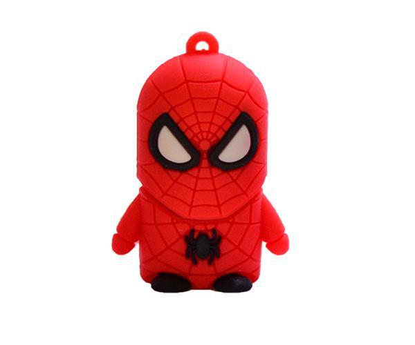Pendrive animado USB 2.0 16Gb - spiderman