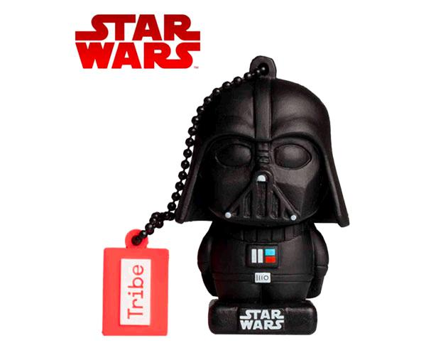 Pendrive animado 32GB  Star Wars El Última Jedi DARTH VADER  con licencia