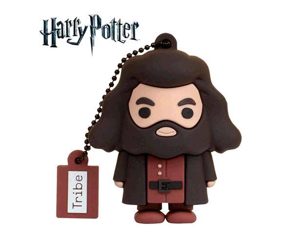 Pendrive animado 32GB  Harry Potter RUBEUS HAGRID con licencia