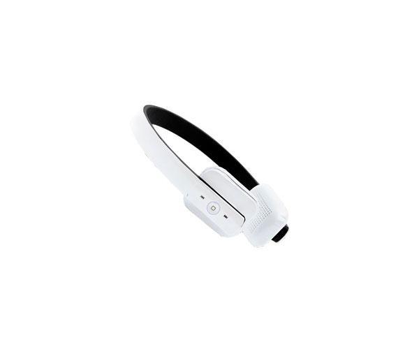 Auriculares Bluetooth phoenix dandy sound con Microfono blanco