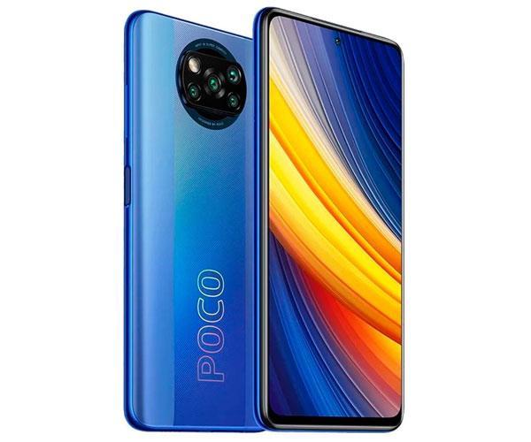 Smartphone Xiaomi Poco X3 Pro Blue - 6.67 Pulg. Fhd+ - Octacore Snapdragon 860 - 8Gb - 256Gb - 48+8+2+2+20mp