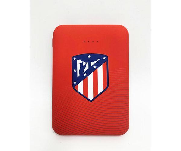 Powerbank 5000 mAh  tipo C   Atletico de Madrid con licencia