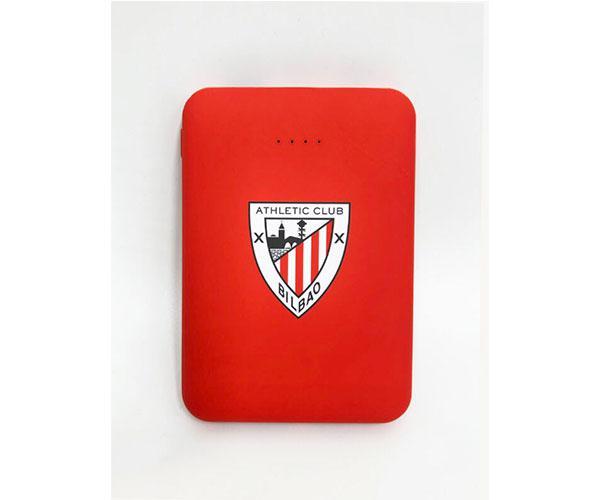 Powerbank 5000 mAh  tipo C   Athletic Club de Bilbao con licencia
