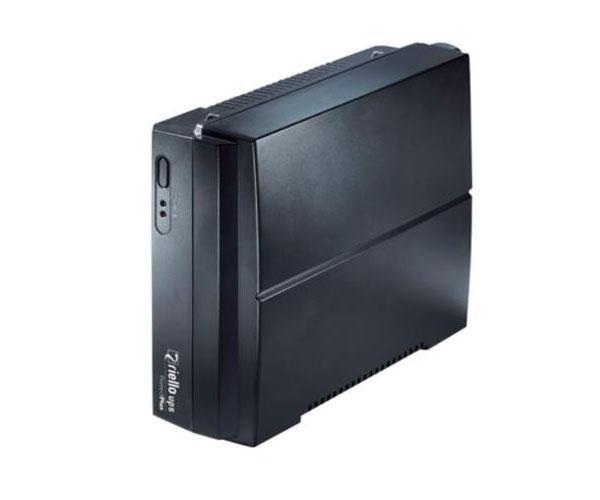 SAI RIELLO PROTECT PLUS 850VA - 480W - OFFLINE - 2 X SCHUCKO
